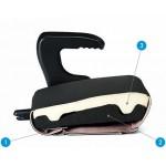 Автокресло Clek Olli TokiDoki,  (18-54 kg), (в комплекте подстаканник и ремень для переноски бустера на плече)