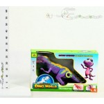 Интерактивная игрушка динозавр RS6164B на батарейках со световыми и музыкальными эффектами