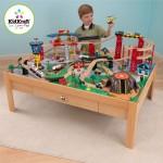 Игровой стол Экспресс аэропорт Airport Express Train Set Table KidKraft