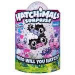 Hatchimals Хетчималс Surprise Twins Zuffin интерактивная игрушка Бегемотики близнецы в Минске