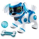 Интерактивная собака-робот Teksta Puppy , голубая 1117056