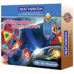 Магнитный конструктор МАГНИКОМ Новичок MK-30 Комета