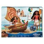 Принцесса Моана в лодке B8308