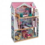 Кукольный домик для Барби Прекрасная Аннабель, с мебелью KidKraft