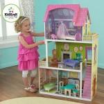 Кукольный домик для Барби с мебелью Флоренция, KidKraft