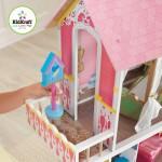 Кукольный домик для Барби с мебелью Карамельный дворец, интерактивный, KidKraft  в Минске