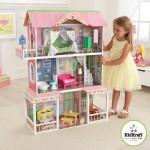Кукольный домик для Барби  Карамельная Саванна, KidKraft