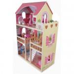 Купить Кукольный домик Delia «Country house»