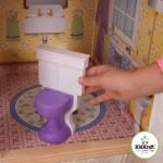 Кукольный домик для Барби с мебелью Магнолия, интерактивный, KidKraft  в Минске