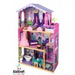 Кукольный домик для Барби с мебелью Особняк мечты, KidKraft в Минске