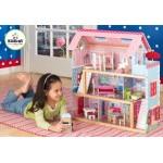 Кукольный домик Открытый коттедж, KidKraft