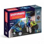 Детский магнитный набор Magformers R/C Custom Set