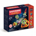 Детский конструктор Magformers Space Wow Set