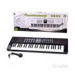Синтезатор детский 37 клавиш пианино HS3716A OCEI