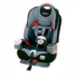 Автокресло Graco Nautilus (Latch) 8J00, (9-36кг)