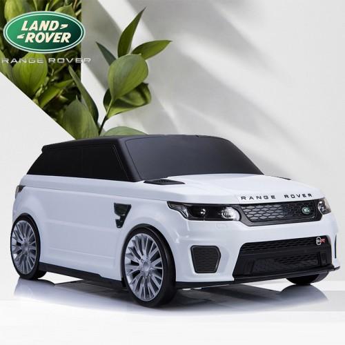 Чемодан-каталка Chi Lok Bo Range Rover (белый) в Минске