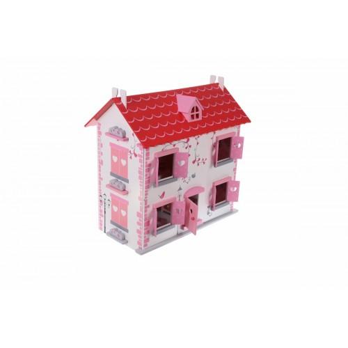 Купить Кукольный домик ягодный
