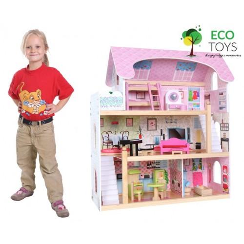 """Купить Кукольный домик Lucky Pension """"Delia"""" doll house"""