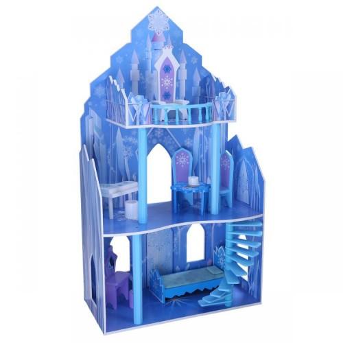 Кукольный домик Eco Toys Lodowa (4111)