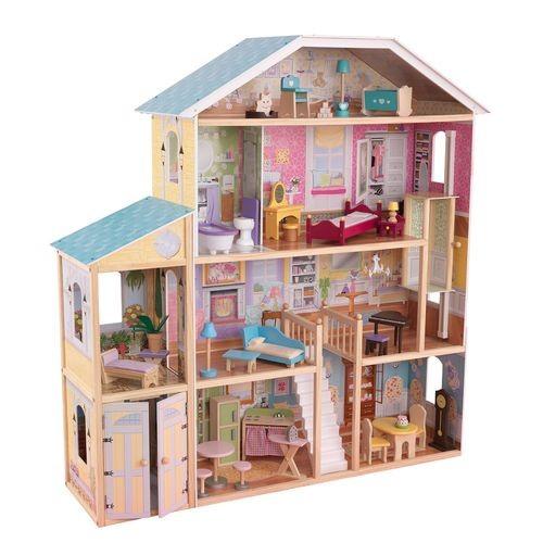 Кукольный домик для Барби с мебелью  KidKraft в Минске