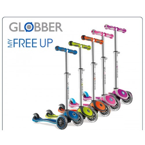 Самокат GLOBBER MY FREE UP
